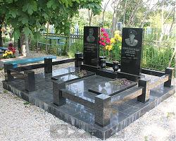 памятник на могилу Арбатская (Арбатско-Покровская линия)