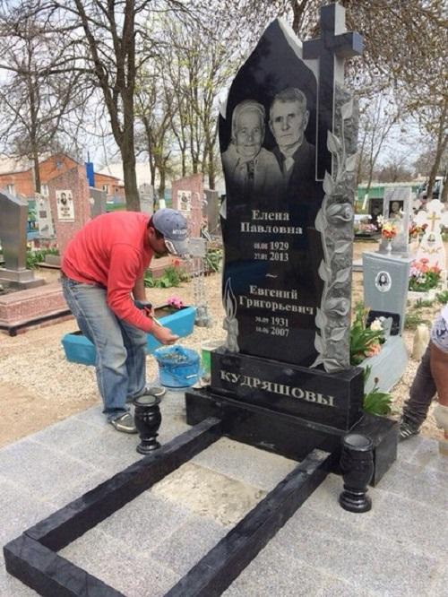 Установка надгробные памятники Пролетарская памятник в элисте дотур уга